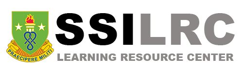 SSI Learning Resource Center Logo